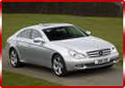 Mercedes Benz CLS Hire